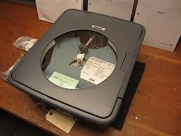Invensys Foxboro New Pneumatic Circular Chart Recorder 40mr