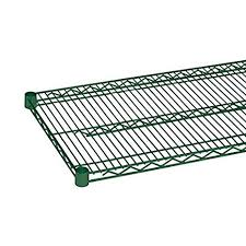 Plastic Coated Wire Racks Beauteous Amazon Excellante Epoxy Coating Wire Shelves With 32 Set Plastic