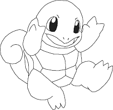 Small Picture Pokemon Squirtle Coloring Pages Get Coloring Pages