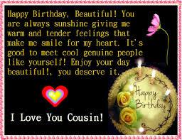 Best Cousin Birthday Quotes