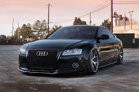 black audi a5. Beautiful Audi Black Audi A5 With Custom Mesh Grille  Photo By Concept One Throughout A