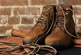 all weather performance leather lace engineered for function specially designed for outdoor logger and heavy duty work boots