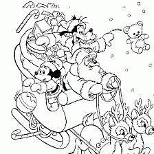Small Picture mickey mouse christmas coloring pages Online Coloring Pages