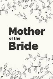 Party Planning Lists Mother Of The Bride Wedding Planner Notebook The Perfect