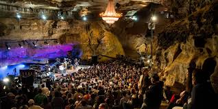 The Caverns Seating Chart Bluegrass Underground To Move