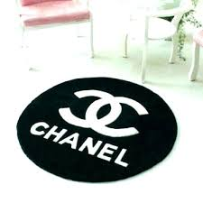 chanel inspired bathroom set 8 rugs washable beautiful towels awesome best logo mats images on bath chanel inspired bathroom