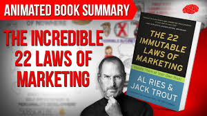 22 Immutable Laws Of Marketing The 22 Immutable Laws Of Marketing How To Market Your Business