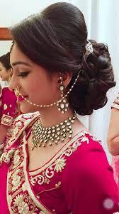 short hair for indian wedding