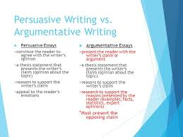 argumentative writing what is argumentative writing  6 persuasive writing vs argumentative writing  persuasive essays