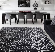 they aren t the most practical choice for dining rooms again remember that spills are inevitable and they will show up more readily on lighter rugs