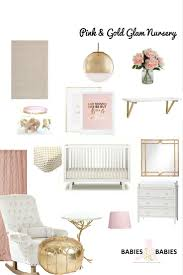 Pink And Gold Bedroom Decor 17 Best Ideas About Pink Gold Nursery On Pinterest Pink Gold