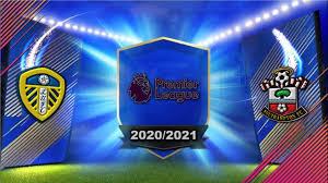 PES 2021 - Leeds United vs Southampton - PS4 GAMEPLAY - YouTube
