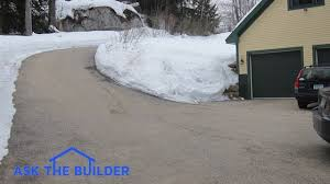 heated driveway cost expensive to install and operate Snow Melting Cables for Driveways heated driveway cost