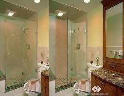 minimalist bathroom glass shower panels with folding doors frameless uk bi fold