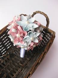 i create paper kusudama bouquets for weddings bored panda