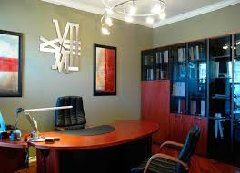 ceiling home office lighting ideas