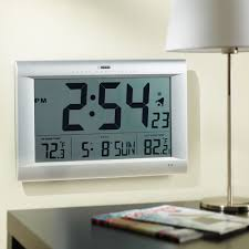 the giant display atomic wall clock