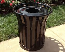 outdoor trash cans outdoor trash can