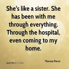 Theresa Pierce Quotes | QuoteHD