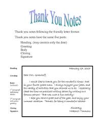 Thank You Cards From A Business Wording What To Write Christmas