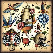 Tatuaggio Old School Significato E Idee Per Le Donne