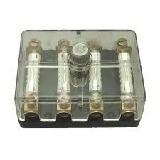 ceramic fuse boxes 8 amp ceramic fuses sheridan marine ceramic 4 x 8 amp fuse box