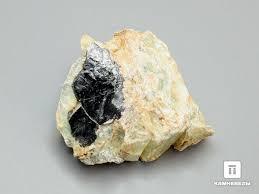 10-261/12 <b>Гематит с</b> тальком, 2,5-4 см - в наличии, цена - 480 руб