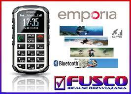 TELEFON EMPORIA SOLID PLUS Z GPS ...