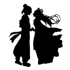 イラストボックス 七夕 織姫と彦星の無料イラスト素材 Powered By Line