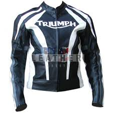 triumph motorbike leather jackets motorcycle leather jackets brando jacket er leather jacket