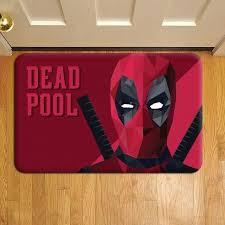 superhero rug marvel avengers door mat rug carpet doormat doorsteps foot pads superhero rugby league shirts