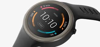 motorola 360 sport. smartwatch gps motorola moto 360 sport ** iphone and android** / 2nd gen