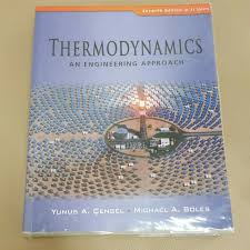 Thermodynamics An Engineering Approach 7th Edition SI Units McGraw ...