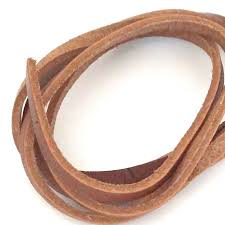 1 m light brown 5x2 5mm flat leather cord 8836 p png