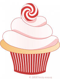 Cupcake Clipart Free Black And White Happy Birthday Chocolate Blue