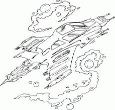Small Picture Space Ship Coloring Page Coloring Coloring Pages