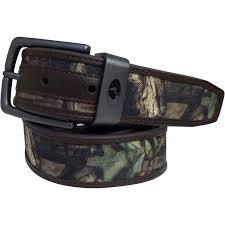 infinity belt. mossy oak reversible belt, reverses to break up infinity brown belt