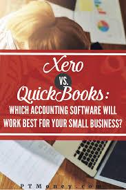 Xero Vs Quickbooks Xero Vs Quickbooks Accounting Software Reviews Pt Money