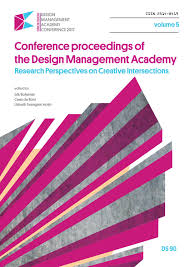 Loughborough University Architectural Engineering And Design Management Conference Proceedings Of The Design Management Academy 2017