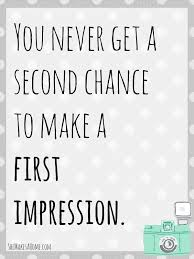 First Impression Quotes Fascinating Quotes About First Impression 48 Quotes