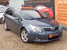 TOYOTA AVENSIS T4- D-4D for sale from New Street Car Centre Shropshire