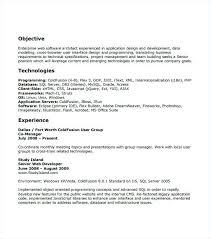 Senior Web Developer Resume | Nfcnbarroom.com