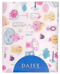 Многоразовые <b>пеленки Daisy фланель</b> 90х150 — купить по ...