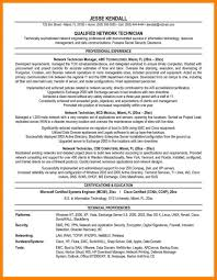 Network Engineer Resume Summary Of Qualifications In India Sample