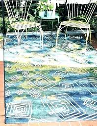 bay indoor outdoor rugs home depot s area hampton 8x10 rug lot of