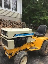ih cub cadet 1650 hydrostatic tractor 50 inch 50 mower front blade snowblower