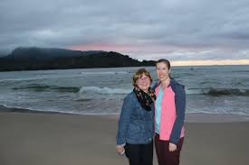 16 2018 photo shows ociated press reporter jennifer mcdermott right and her mother suzanne grogan standing by hei
