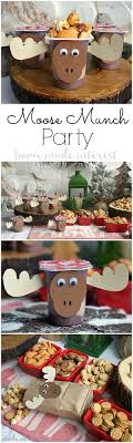 parties archives home made interest this moose munch holiday party is such a fun theme for a holiday party where kids
