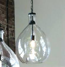 oversized glass pendant farmhouse glass pendant lights farmhouse glass pendant lights oversized glass jar pendant light