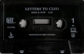 letters to cleo here and now 1995 ca
